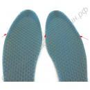 Женские дышащие спортивные стельки из силикона и ткани